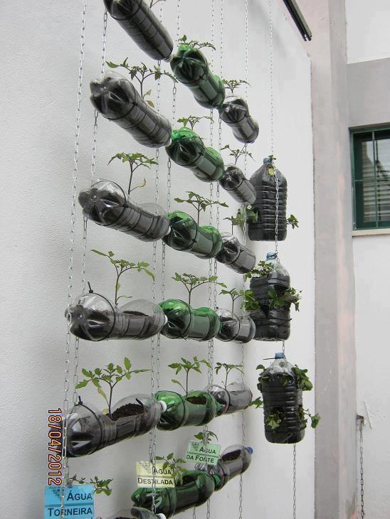 Ook veel planten op het kleinste balcon?