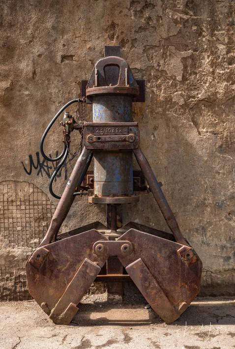Abandoned Steel Factory, Duisberg, Germanyry, Duisberg, Germany