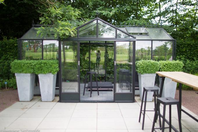 Glazen tuinhuis?