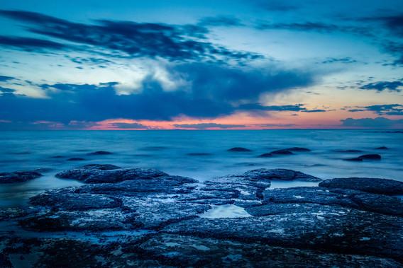 'Blue Hour' Cote d'Opale- France-1.jpg