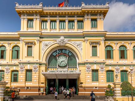 Dag 16: Phan Thiet-/Mui Ne - Ho CHi Minh City