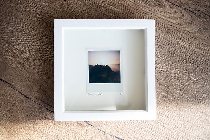 Dunluce Castle #2 Polaroid
