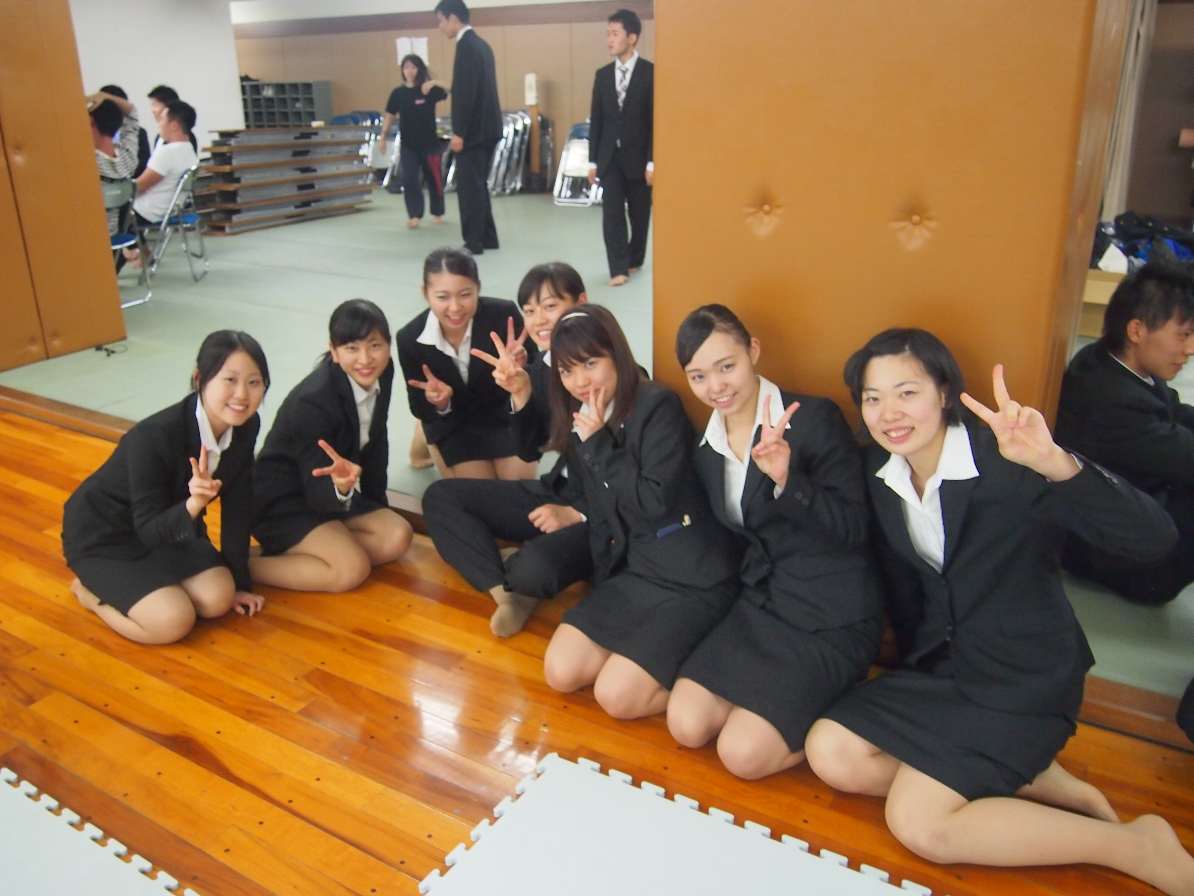 早慶戦@早大空手道場_2013.11.10