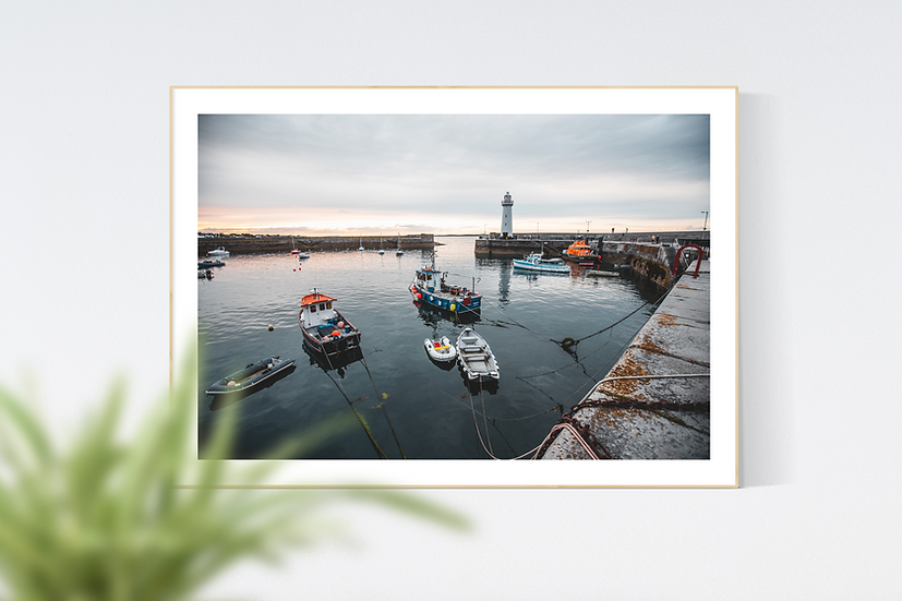 Donaghadee Harbour #3
