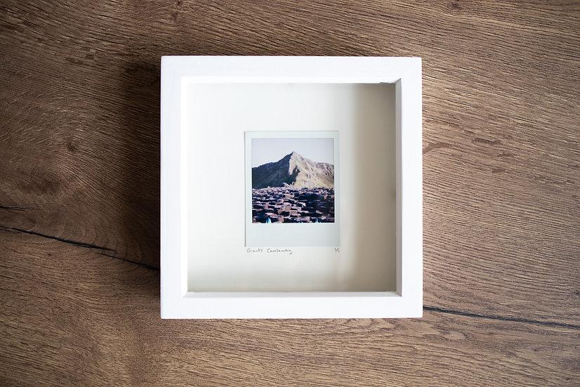 Giant's Causeway #3 Polaroid
