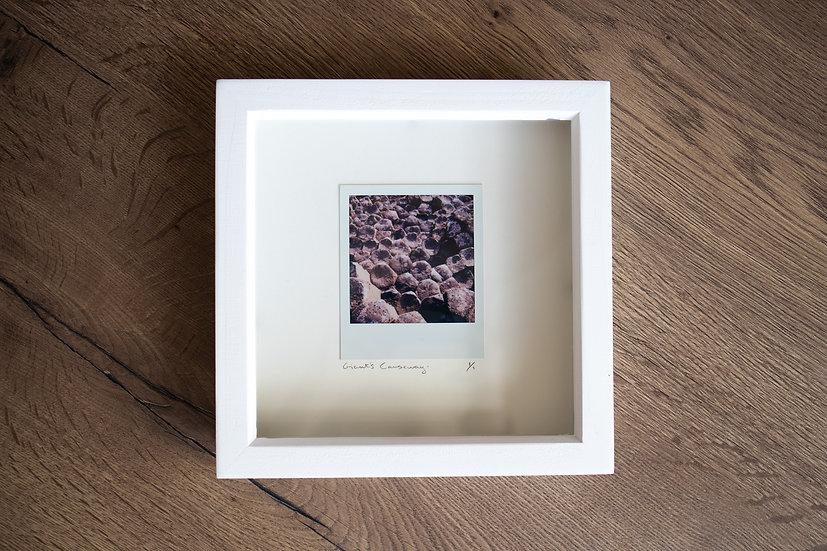 Giant's Causeway #2 Polaroid