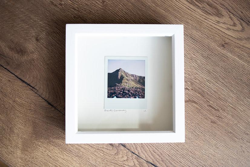 Giant's Causeway #4 Polaroid