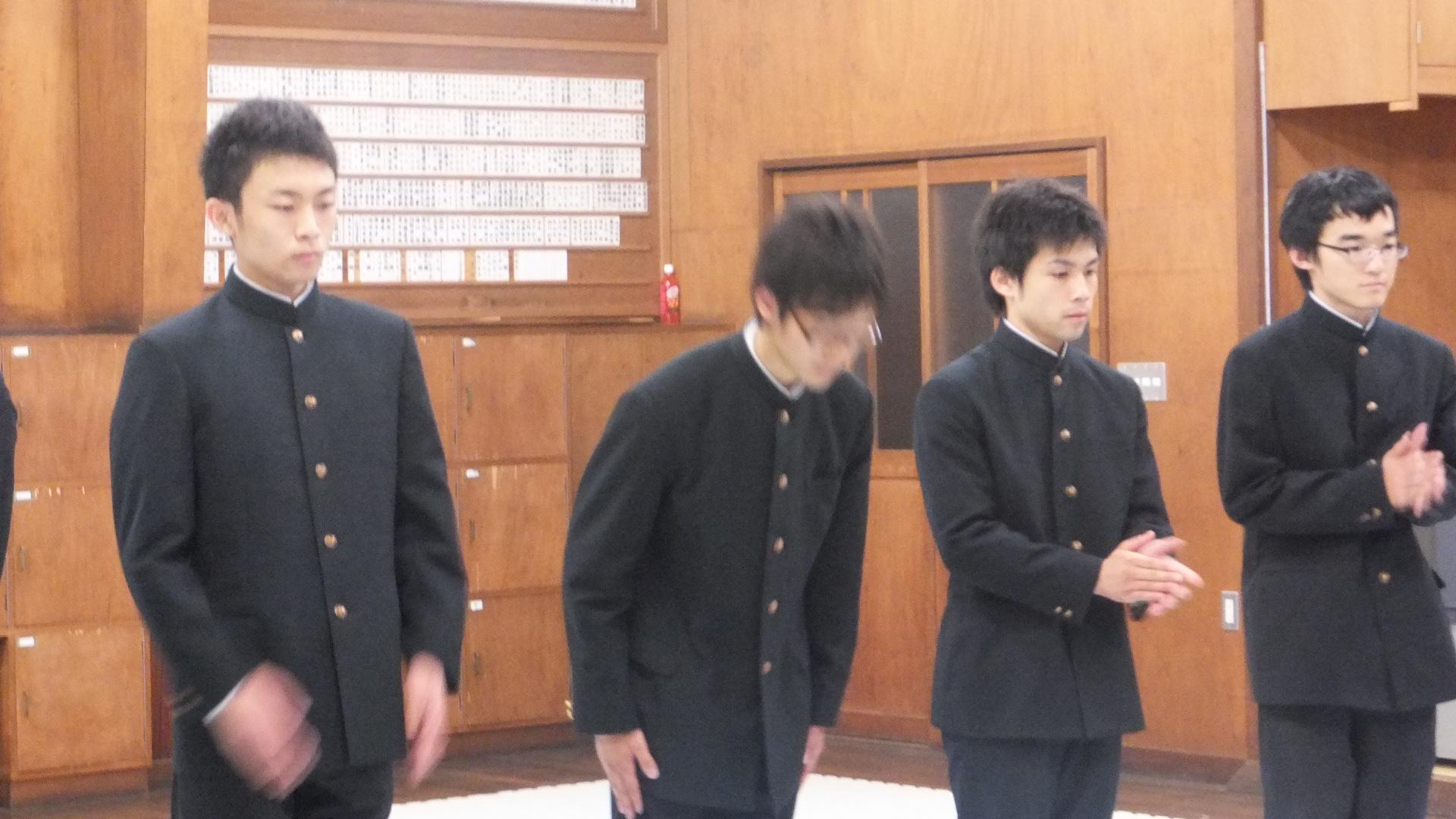 入部式@三田綱町道場_2013.6.12