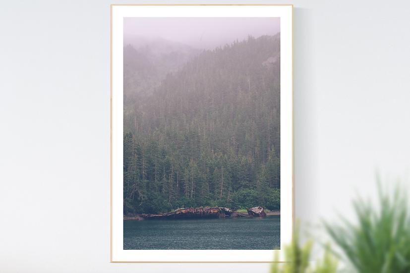 Alaska Shipwreck