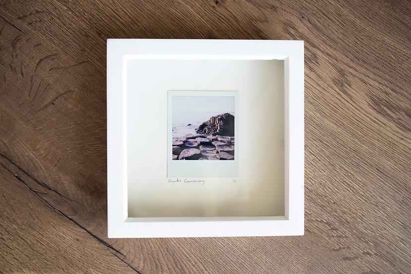 Giant's Causeway #1 Polaroid