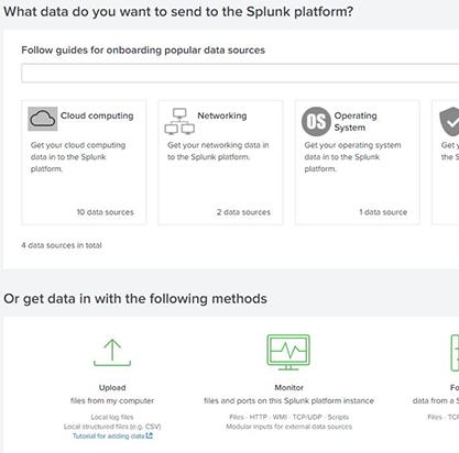 Splunk Enterprise Data Administration