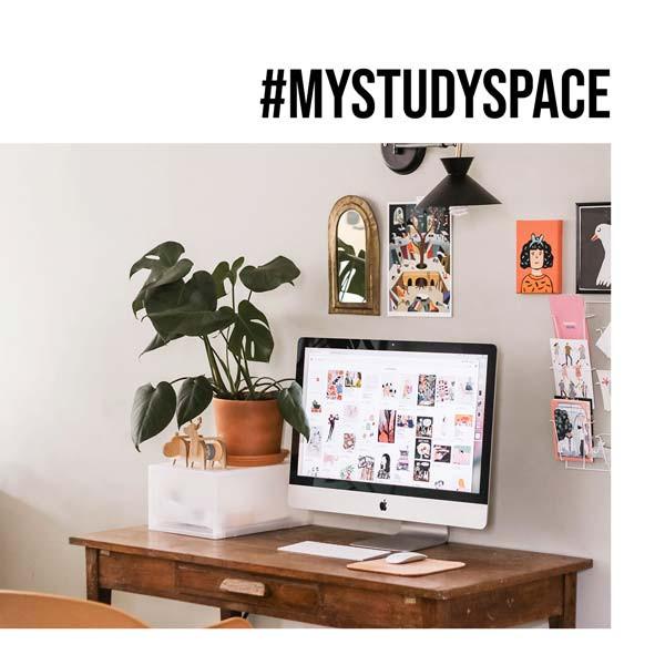 OUA Instagram - Study Space