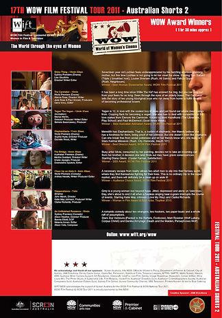 WOW Film Festival Poster
