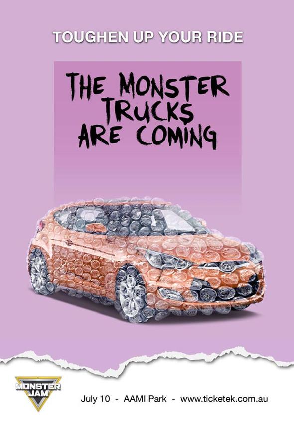Monster Jam - Promo Poster 1