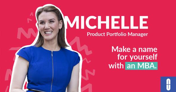 Social Media Static Ad - Michelle