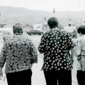 Three sisters in Macedonia