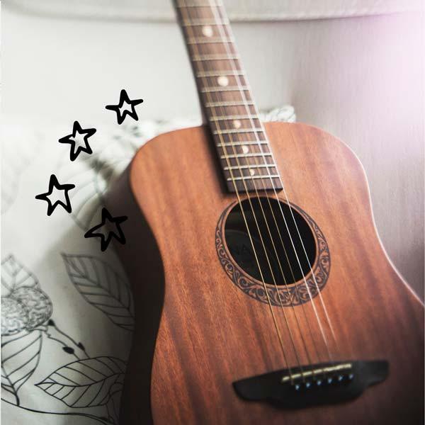 OUA Instagram - Guitar