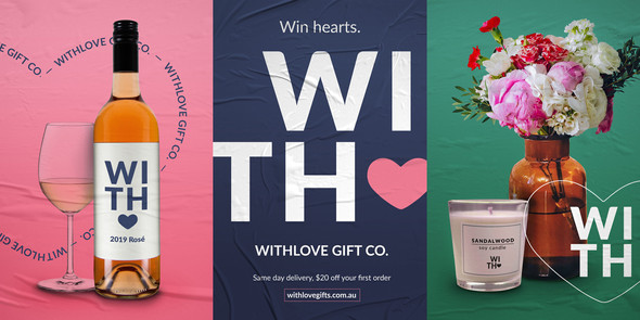 Withlove Gift Co. – 3 poster set