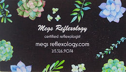 Meg Mautz Business Card