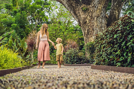 bigstock-Mother-And-Son-Walking-On-A-Te-