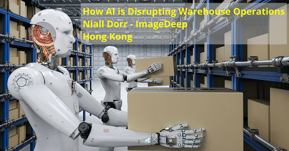 How AI is Disrupting WareHouse Operation