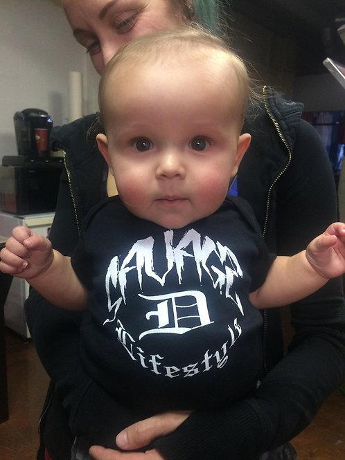 "Infant's ""Savage Lifestyle"" T-shirt"