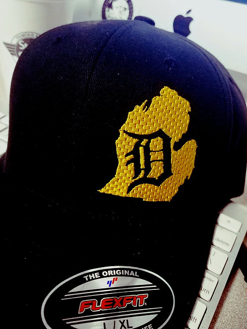 D Mitten Hat