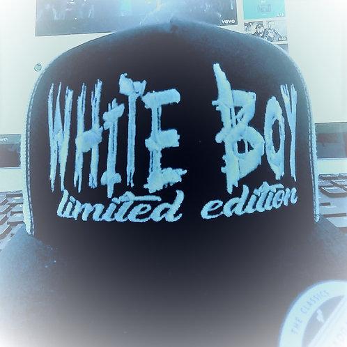 L/E white boy hats 100 in stock