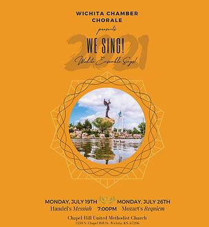 WCC - WE SING!