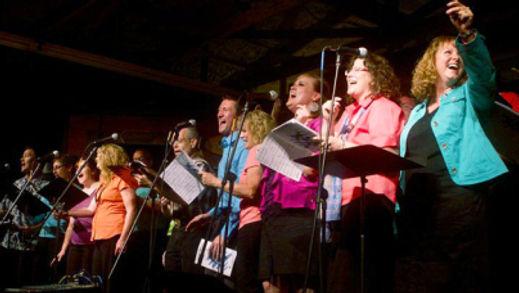 Wichita Chamber Chorale - Cabaret - 2014
