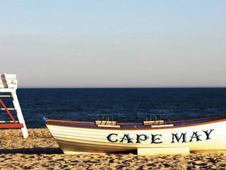 Cruising into Cape May