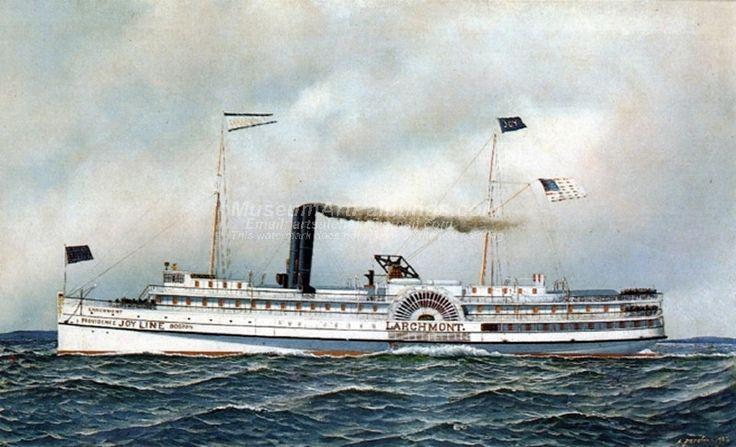 Steamer, Larchmont