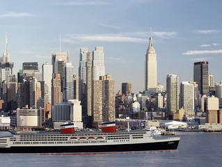"""Attempt to Save the """"SS United States"""""""