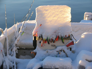 Skipper's Corner - Cold Weather Boating