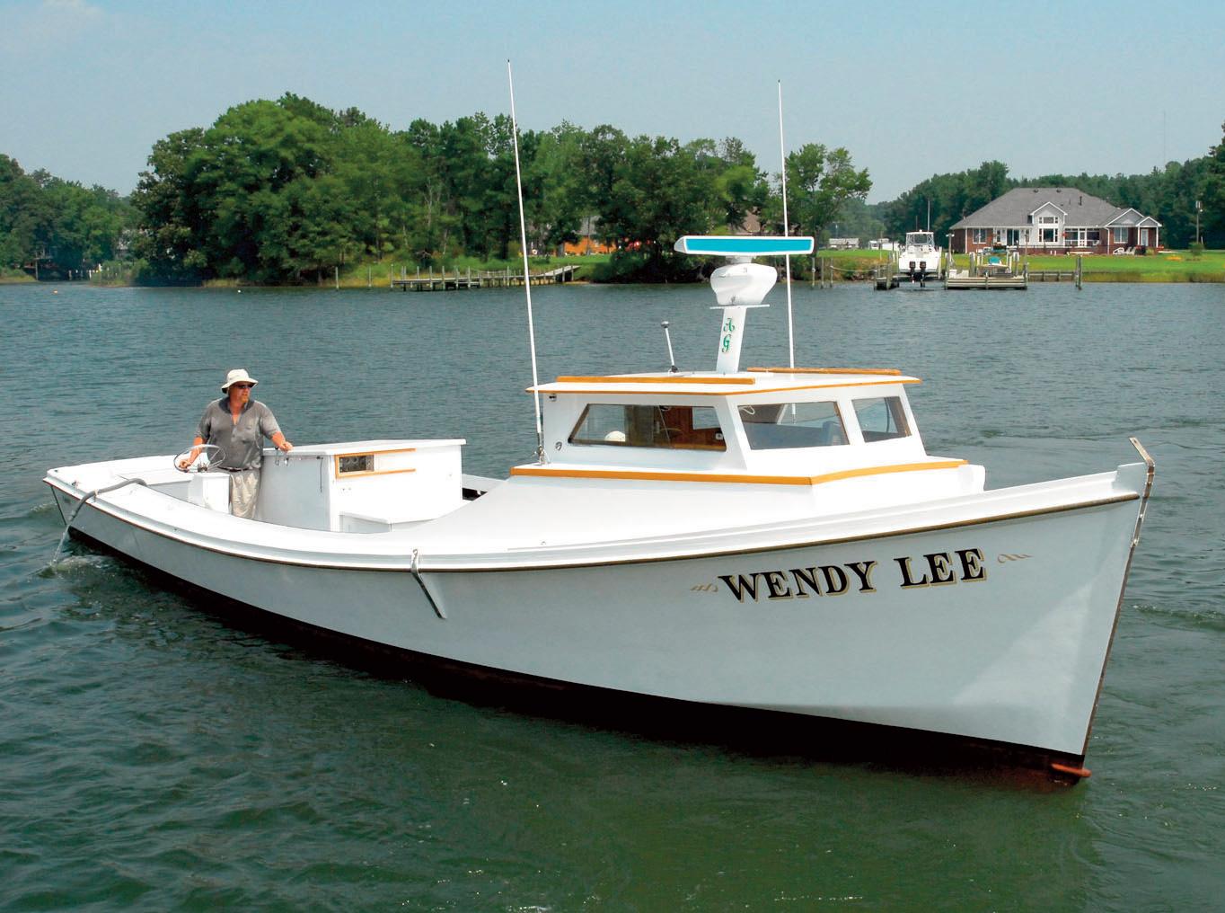 Chesapeake Craft Boats