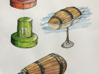 Buoys and Markers - A History of the Original Waypoints
