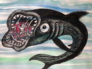 Sea Monster Alert!