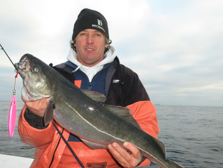 NJ Fishing Report