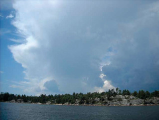 Weather Changes on the Water