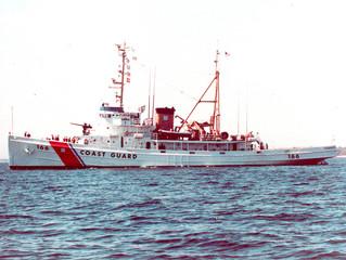 US Coast Guard Series - The Second Sinking of the Tamaroa