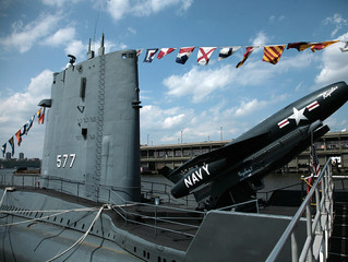 Tales from the Silent Service - America's First Missile Firing Submarine