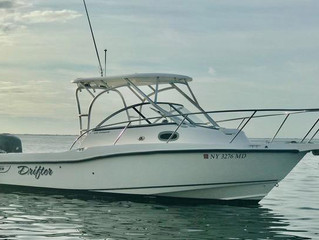 The Sadness of Selling a Boat