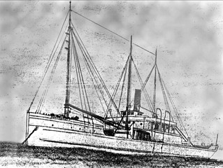 US Coast Guard Series - The Mystery of the John Dwight