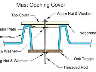 Sealing the Mast Hole