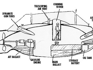 Tales from the Silent Service - From Snorkel Mast to Main Induction System