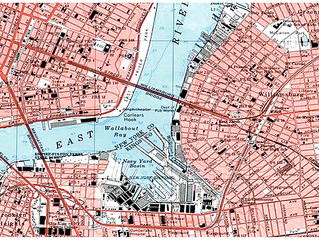 Brooklyn Navy Yard America's Can Do Yard