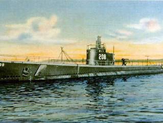 Sunken WWII Era American Submarine Discovered in Japanese Waters