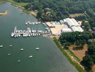 Spotlight on Coecles Harbor Marina & Boatyard