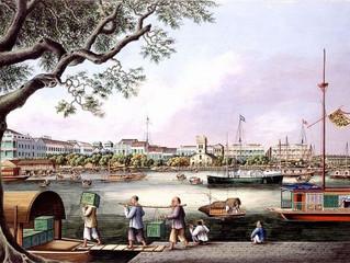 The Great Tea Race of 1866