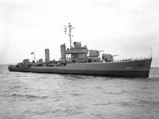 USS Turner - DD648